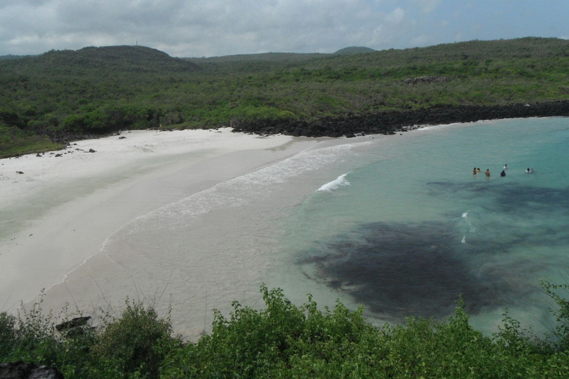 This Beach Is 24 Km Nearly 15 Miles From Puerto Baquerizo Moreno And A Few Kilometers The Semi Natural Giant Tortoise Reserve Near Colorado Hill